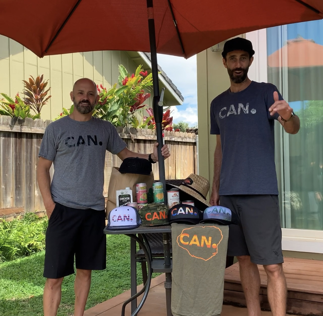 Spirit Of CAN. Ohana