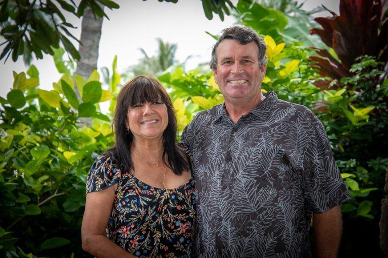 Carolyn & Andrew Ohana